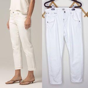 Citizens of Humanity Premium Vintage White BF Jean